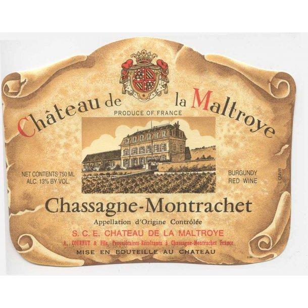 Château de la Maltroye Chassagne-Montrachet årgang 2011
