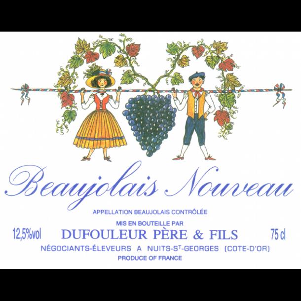 Dufouleur Père et Fils Beaujolais Nouveau årgang 2018
