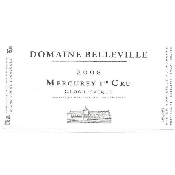 Domaine Belleville Mercurey 1.cru