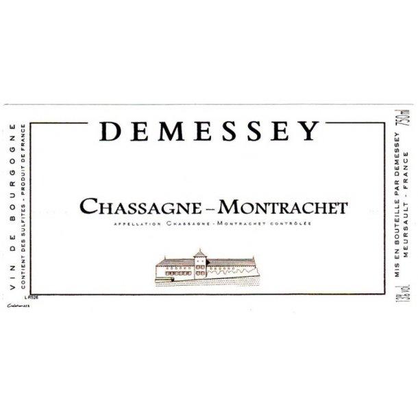 Domaine Demessey Chassagne-Montrachet årgang 2011