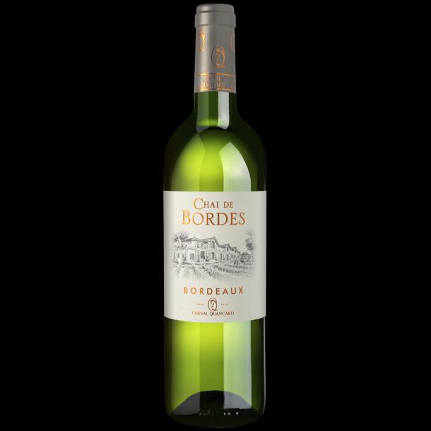 Chai de Bordes Quancard Blanc 37,5 cl Bordeaux hvidvin