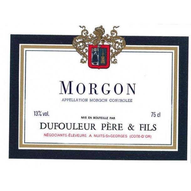 Dufouleur Père et Fils Morgon årgang 2010