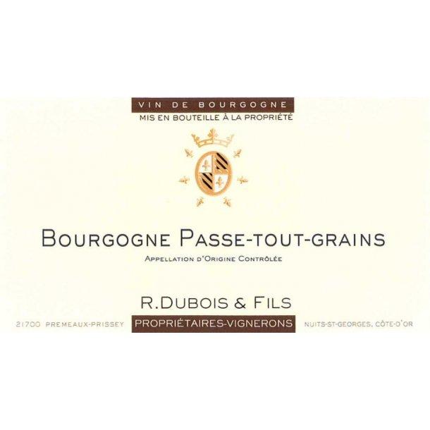 Domaine R. Dubois & Fils Bourgogne Passe-Tout-Grains 2013