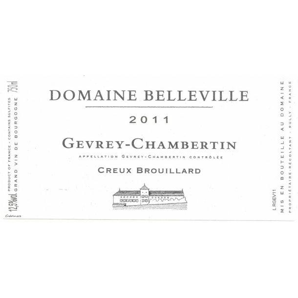 Domaine Belleville Gevrey-Chambertin