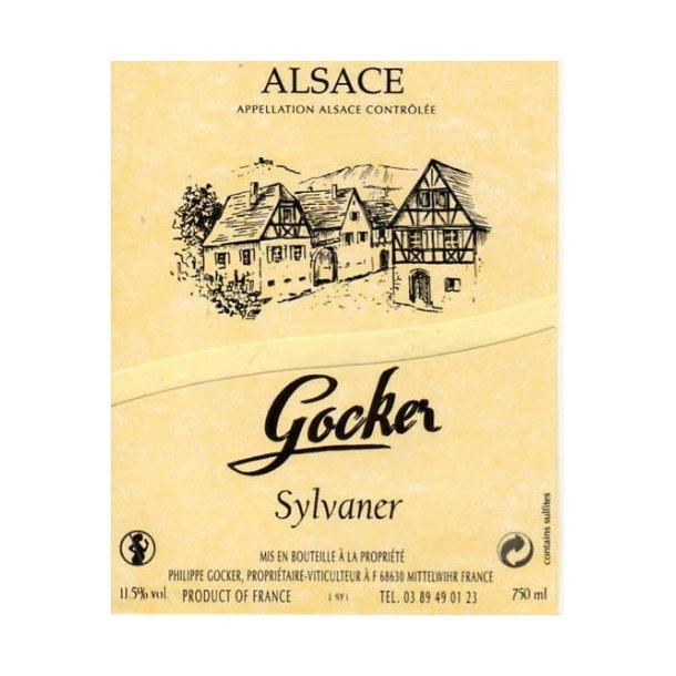 Domaine Philippe Gocker Alsace Sylvaner årgang 2014