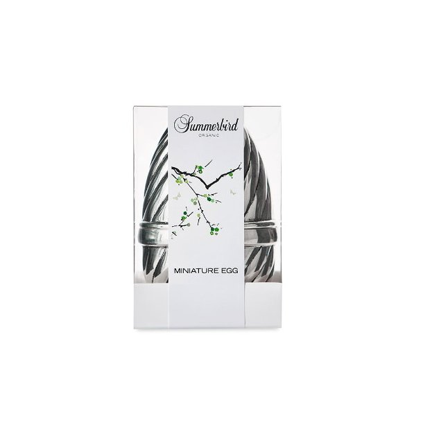 Summerbird miniature sølvæg