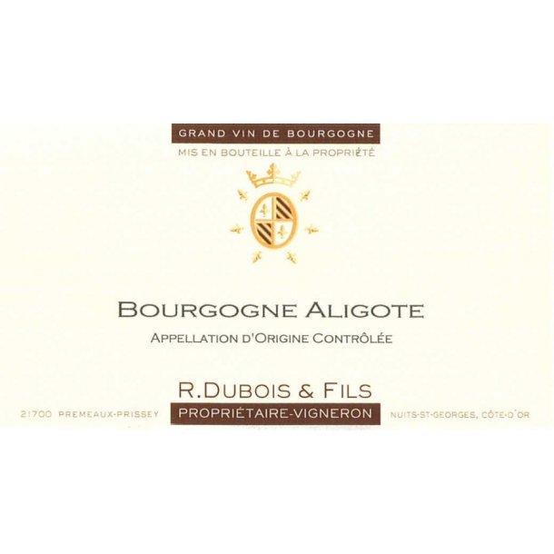 Domaine R.Dubois & Fils Aligote årgang 2015