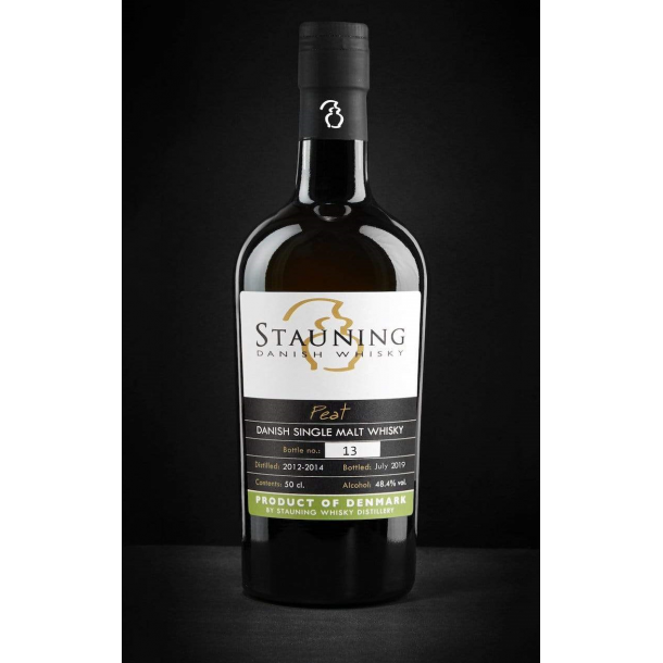 Stauning Whisky Peat July 2019