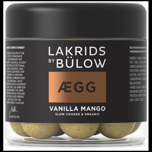 Lakrids by Bülow VANILLA MANGO ÆGG