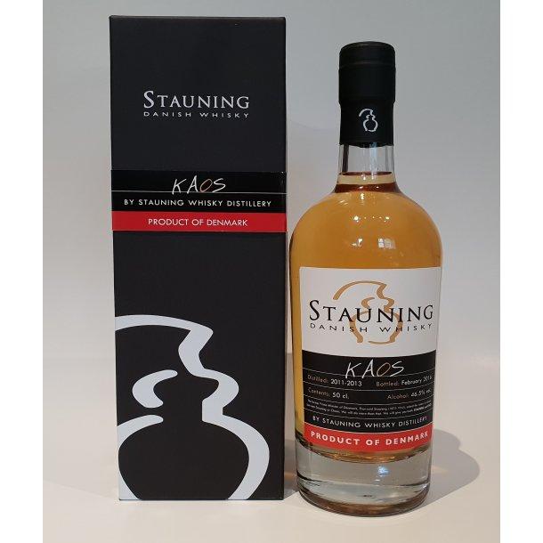 Stauning Whisky Kaos Februar 2016