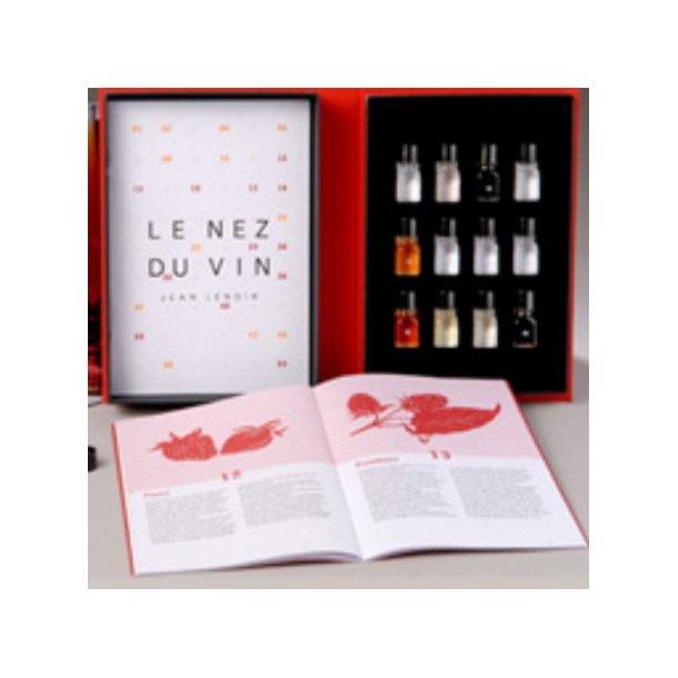 Duftsæt til vin / Le Nez du Vin® 12 Rødvin