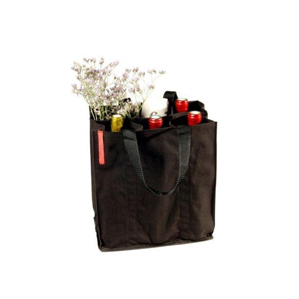 Vinkælderpose / Soft Baladeur til 6 flasker