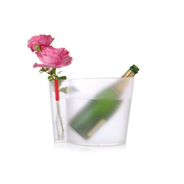 Champagnekøler / Seau Roses & Bulles®