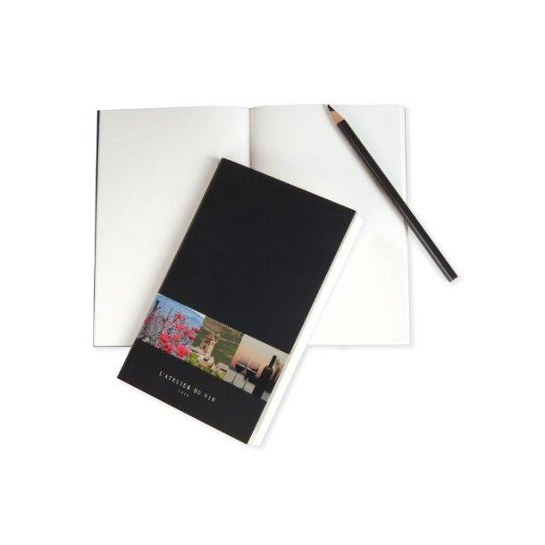 Lommebog / Set de 2 Carnets de notes