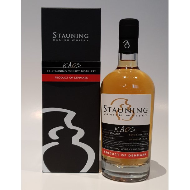 Stauning Whisky Kaos September 2018